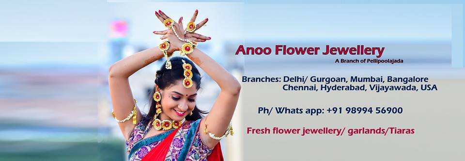 Buying A Perfect Floral Jewellery Anoo Flower Jewellery